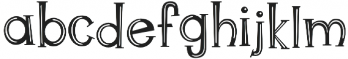 Christmas Puppies Highlight otf (300) Font LOWERCASE