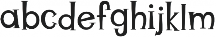 Christmas Puppies otf (400) Font LOWERCASE