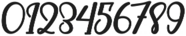 Christopher Script Regular ttf (400) Font OTHER CHARS