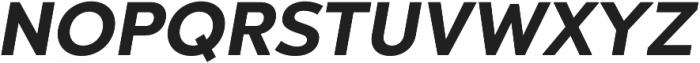 Chronica Pro otf (700) Font UPPERCASE