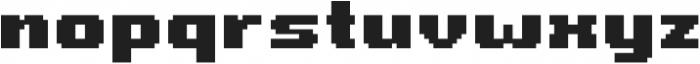 Chubby Choo SemiBold otf (600) Font LOWERCASE