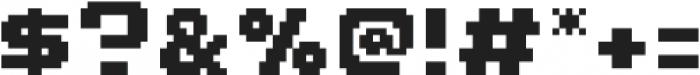 Chubby Choo otf (400) Font OTHER CHARS