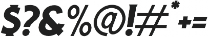 Chuck Noon Serif otf (400) Font OTHER CHARS
