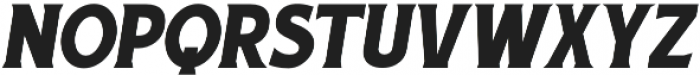 Chuck Noon Serif otf (400) Font LOWERCASE