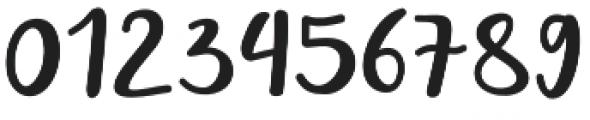 charlinda Regular otf (400) Font OTHER CHARS