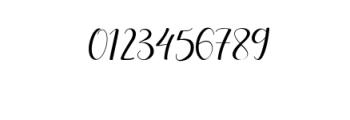 Chalala Script Font OTHER CHARS
