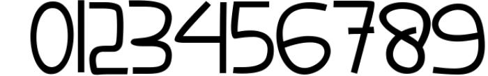 Chameleon Font OTHER CHARS