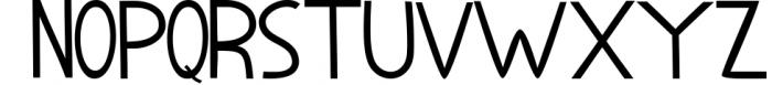 Chameleon Font UPPERCASE