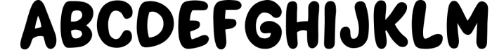 Cheesy Grits - a tangy font in 2 weights! 1 Font UPPERCASE