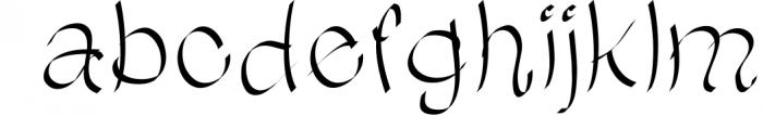 ChinChan   Font Font LOWERCASE