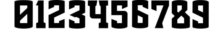 Chosla | Sports font family bundle. 8 Font OTHER CHARS