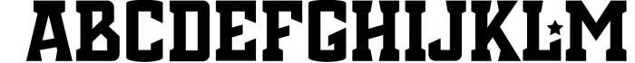 Chosla | Sports font family bundle. 8 Font UPPERCASE