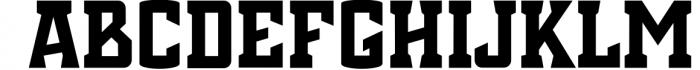 Chosla | Sports font family bundle. 8 Font LOWERCASE