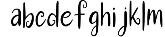 Christmas Workshop Font Font LOWERCASE