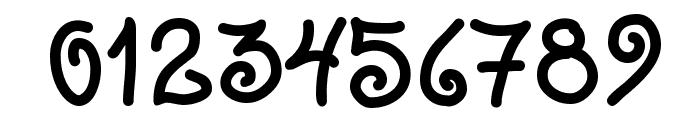 CHANGO MARANGO Font OTHER CHARS
