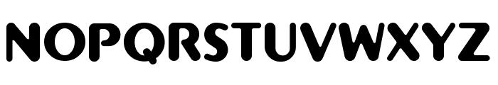 CHAPE1AL Font UPPERCASE