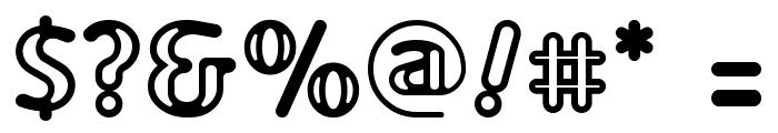 CHAPE2AL Font OTHER CHARS