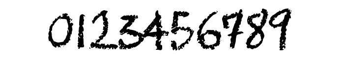 CHAWP Font OTHER CHARS