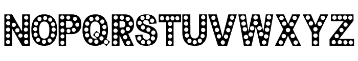 CHEERFUL PARTY Font LOWERCASE