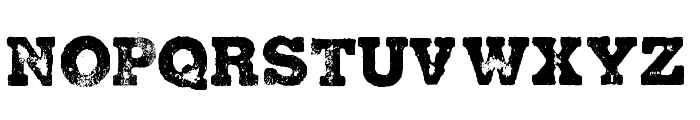 CHERRY JAM Personal Use Regular Font UPPERCASE