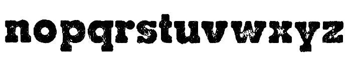 CHERRY JAM Personal Use Regular Font LOWERCASE