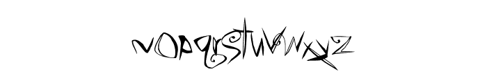 ChaMeLEonDrEamS Font UPPERCASE