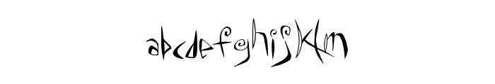 ChaMeLEonDrEamS Font LOWERCASE