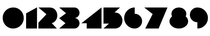 ChainsawGeometric Font OTHER CHARS