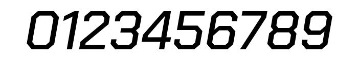 Chakra Petch Medium Italic Font OTHER CHARS