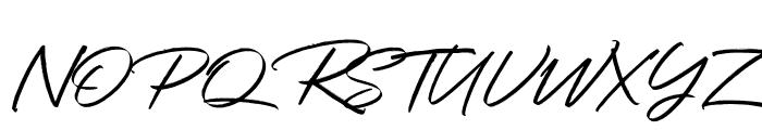 Chalifor Dalsatic VEKTOR Font UPPERCASE