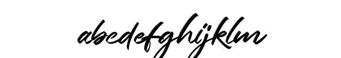 Chalifor Dalsatic VEKTOR Font LOWERCASE