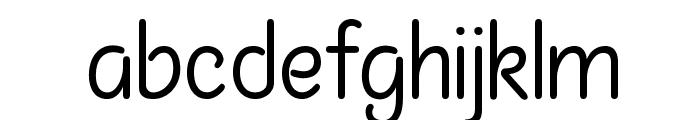 ChalkMarks Font LOWERCASE