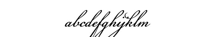 Champignon Font LOWERCASE
