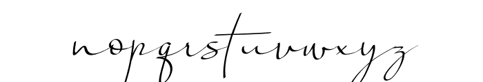 Chandrawinata-Italic Font LOWERCASE