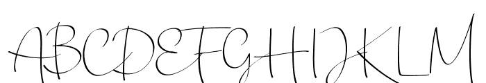 Chandrawinata-Regular Font UPPERCASE
