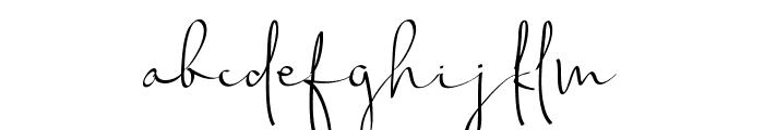Chandrawinata-Regular Font LOWERCASE