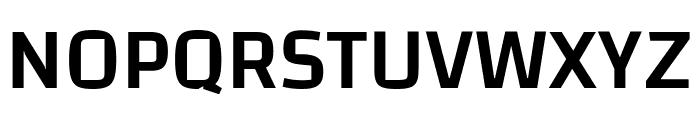 Changa-Medium Font UPPERCASE