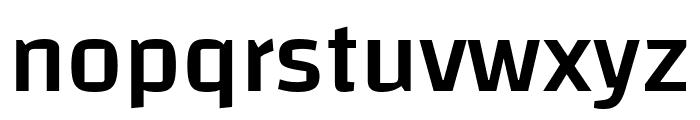 Changa-Medium Font LOWERCASE