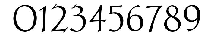 Chantelli Antiqua Font OTHER CHARS