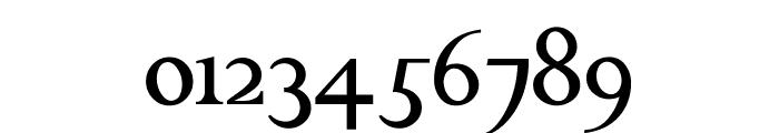 ChanticleerRoman Font OTHER CHARS