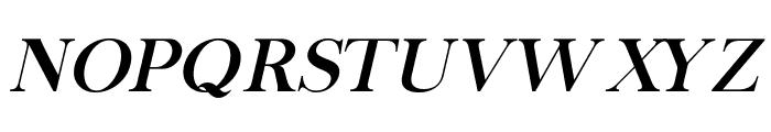 Chapaza Italic Font UPPERCASE