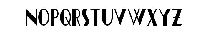 Chapleau Font LOWERCASE