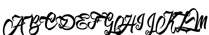 Chapter One Personal Use Regular Font UPPERCASE