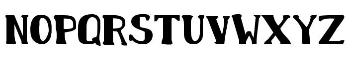 Chardin Doihle Bold Font LOWERCASE