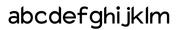 Charger Bold Font LOWERCASE