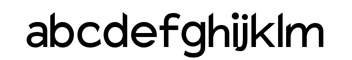 Charger Pro Bold Font LOWERCASE
