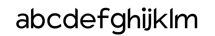 Charger Pro Font LOWERCASE