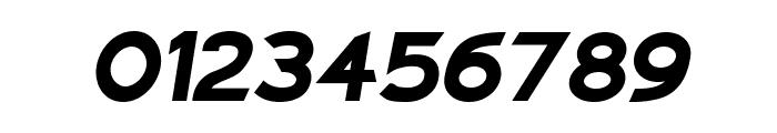 Charger Sport Ultrablack Extended Oblique Font OTHER CHARS