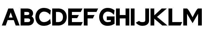 Charger Sport Ultrablack Font UPPERCASE