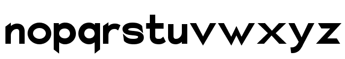 Charger Sport Ultrablack Font LOWERCASE